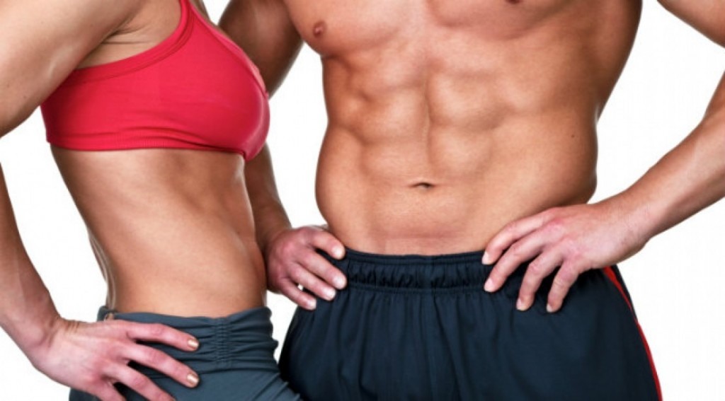 lean-couple-feed-the-muscle-starve the fat