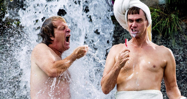 cold shower - harry & lloyd