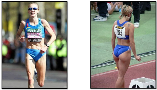 runner vs. athlete