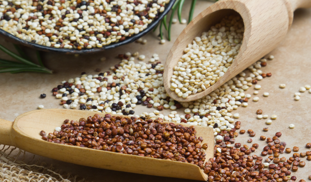quinoa - superfood?
