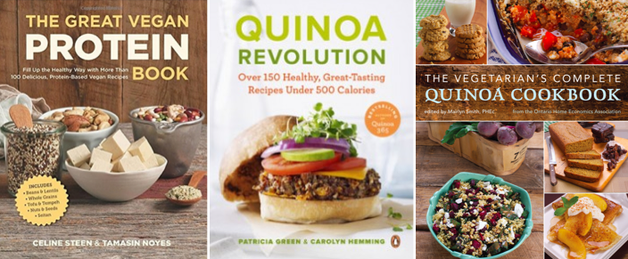 quinoa - plant-based degenerate