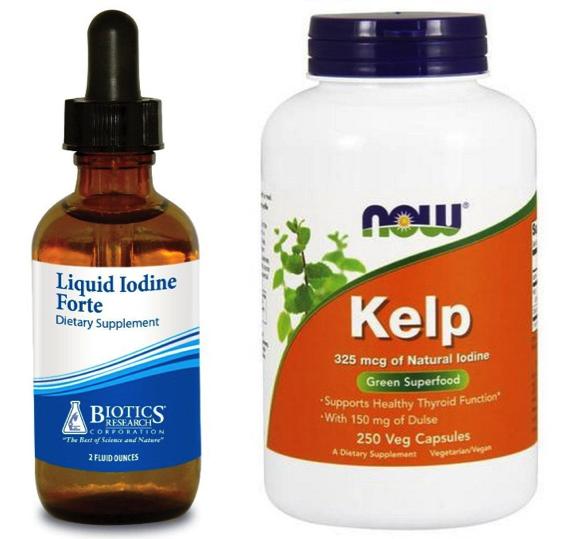 iodine-supplements