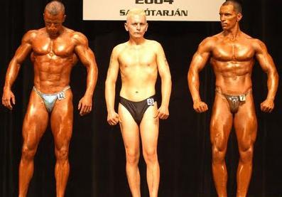 non-bodybuilder.