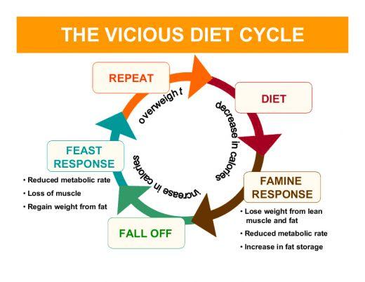 lean diet on cycle