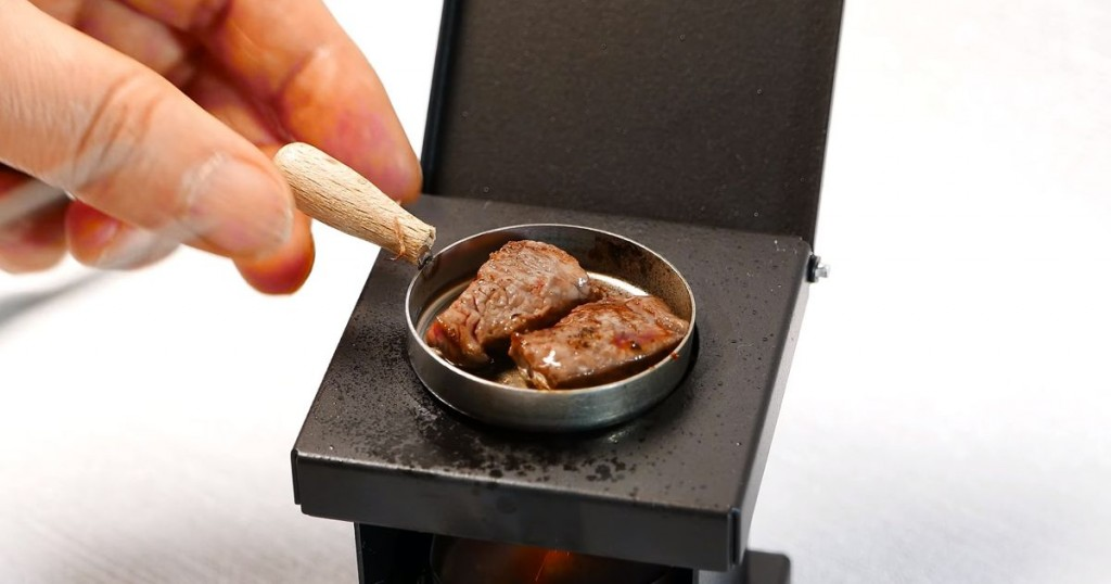 tiny steak