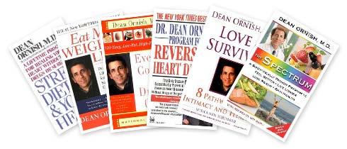 Dean Ornish books