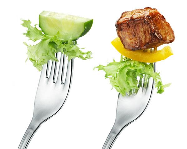 vegetarianism-vs-meat